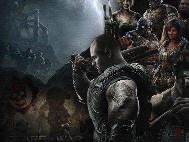 Gears of War Cog: Blackfox