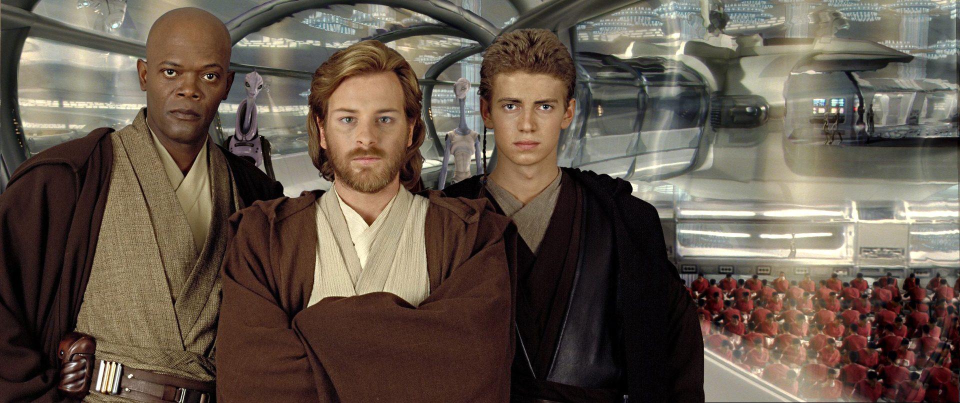 Star Wars (me as Obi Wan)