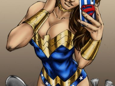 Digital Painting: Comic Book coloring